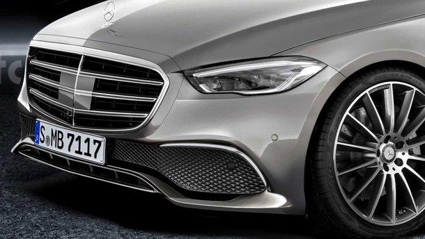 Каким может быть следующий Mercedes-Benz S-класса