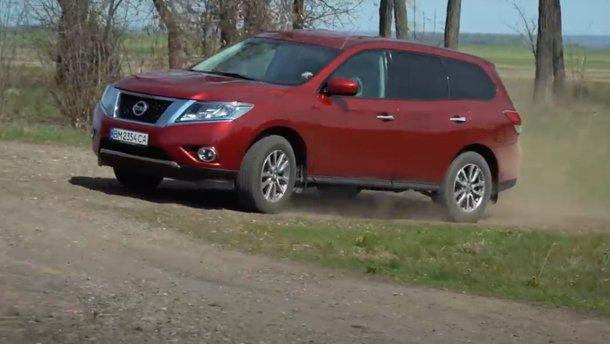 Вживаний Nissan Pathfinder зі США: інакший