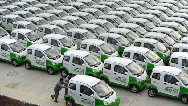 ТОП-5 китайських електромобілів, які можна купити в Україні