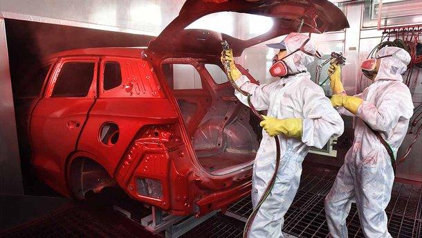 Що таке кислотний грунт для ремонту авто і для чого він потрібен