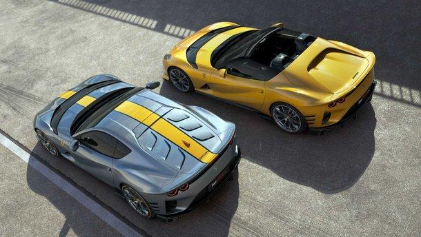 Ferrari представила свій найпотужніший дорожній суперкар 812 Competizione