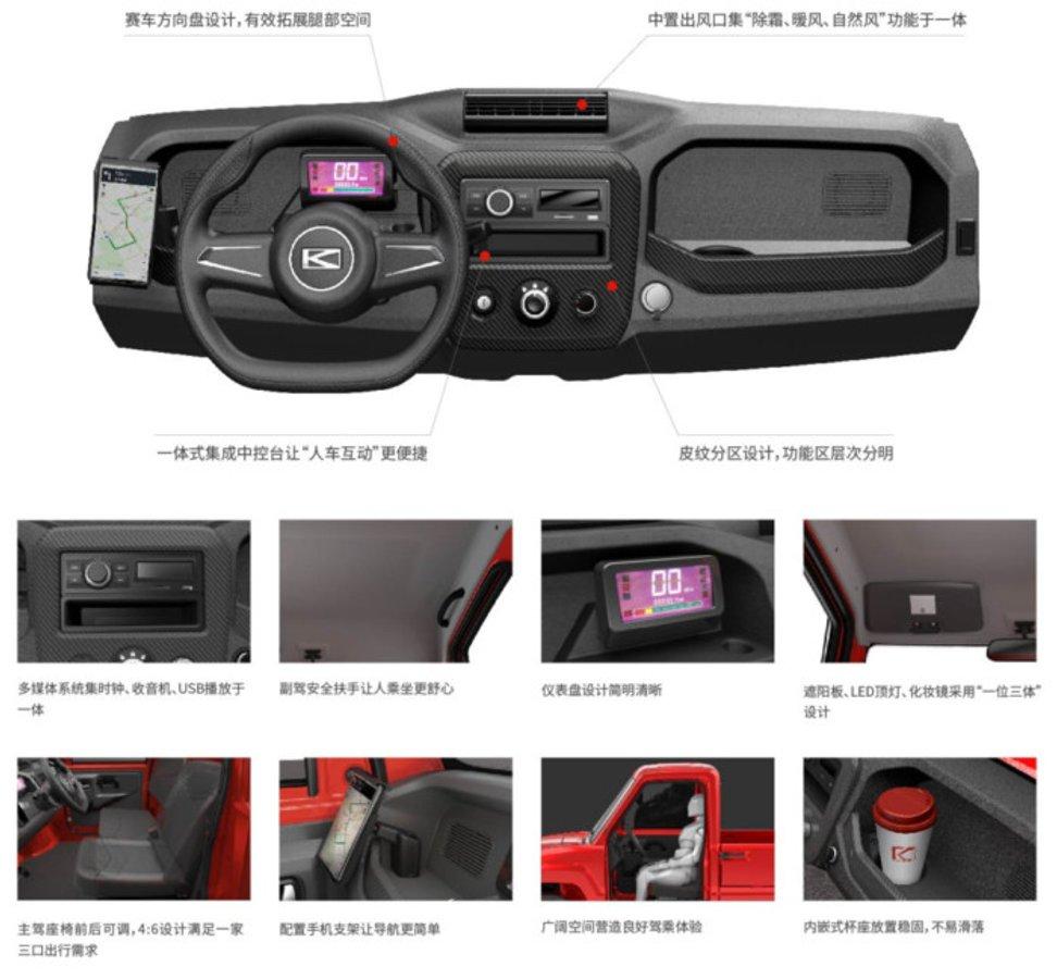 Китайський пікап за $2500 готовий до виходу на міжнародний ринок