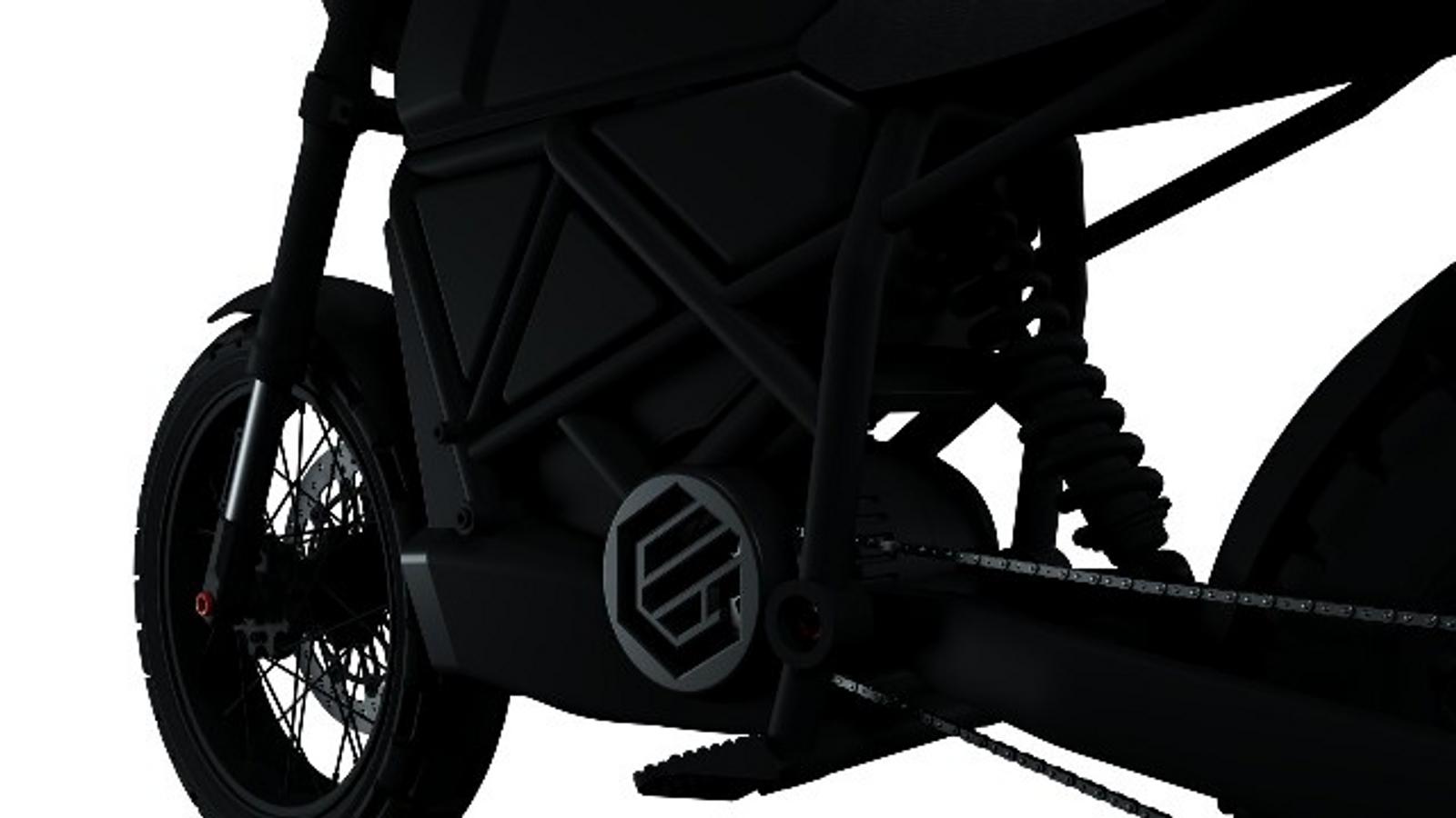Електричний мотоцикл українського виробництва вже готують до презентації: фото