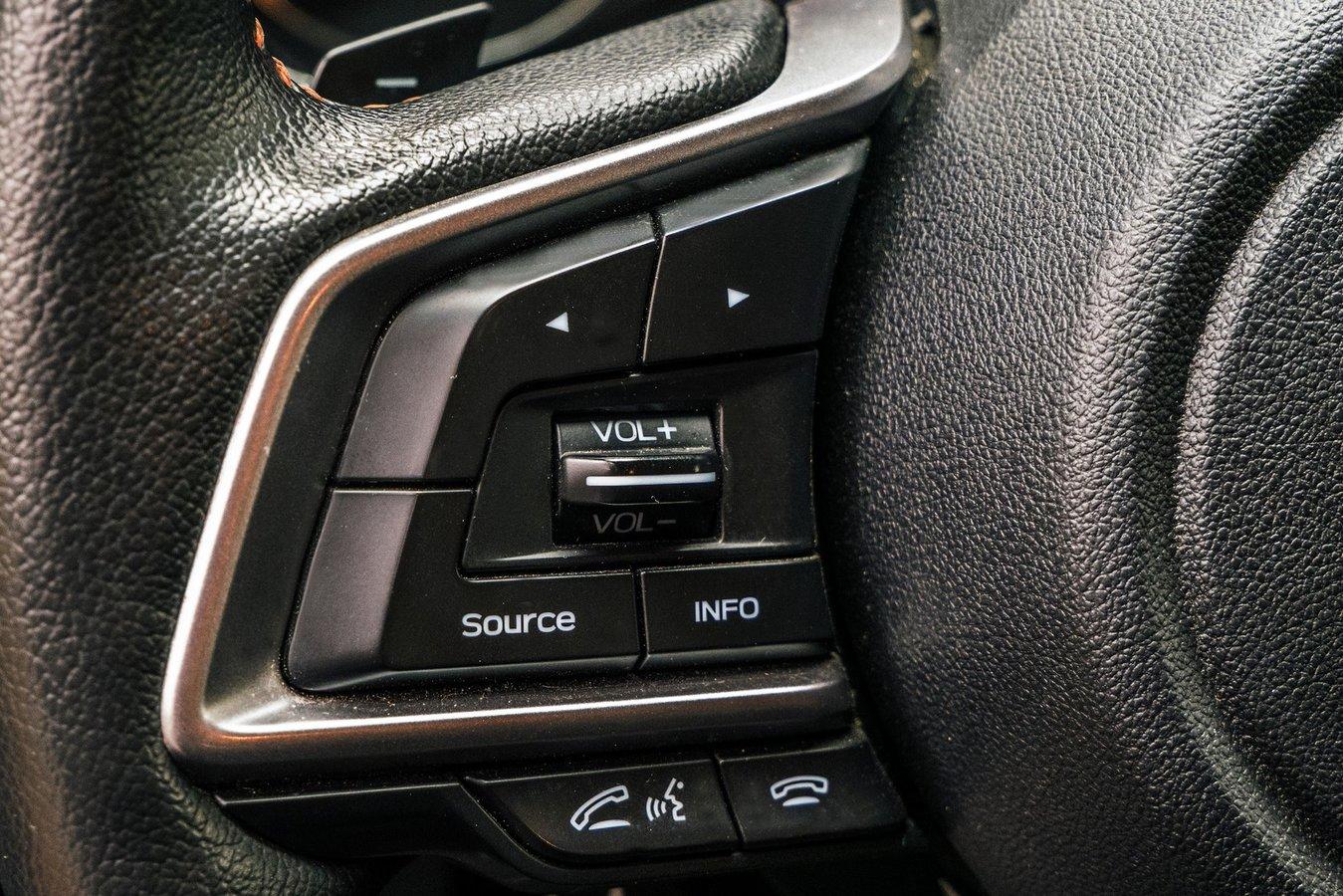 Subaru XV: тест-драйв за 24 параметрами