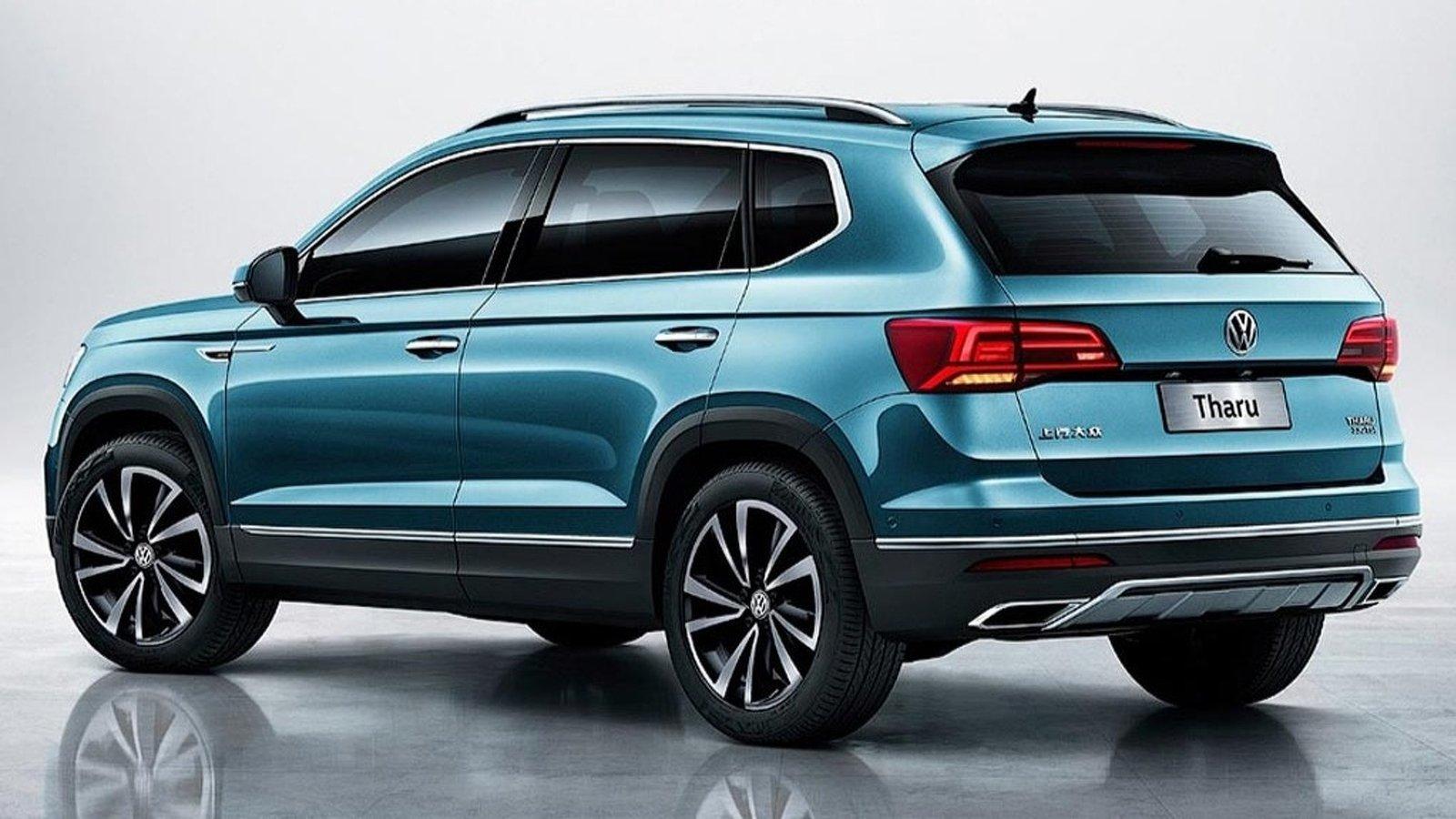 Бюджетний кроссвер Volkswagen Tarek випускатимуть замість Beetle