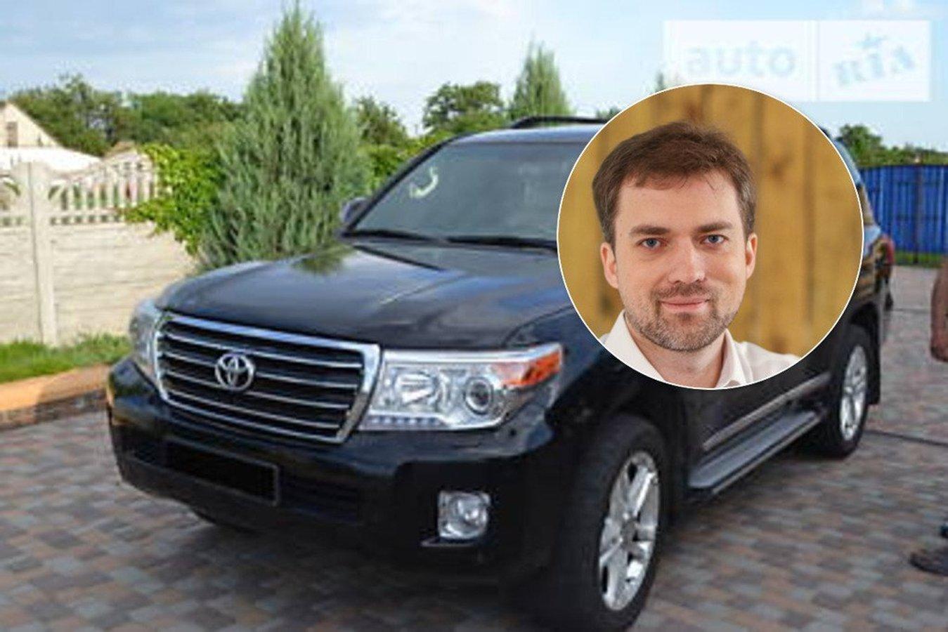 На яких авто їздять українські міністри: фото