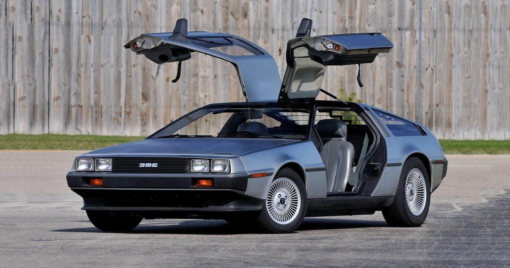 У легендарного DeLorean DMC-12 з'явився шанс на реінкарнацію в нашому часі