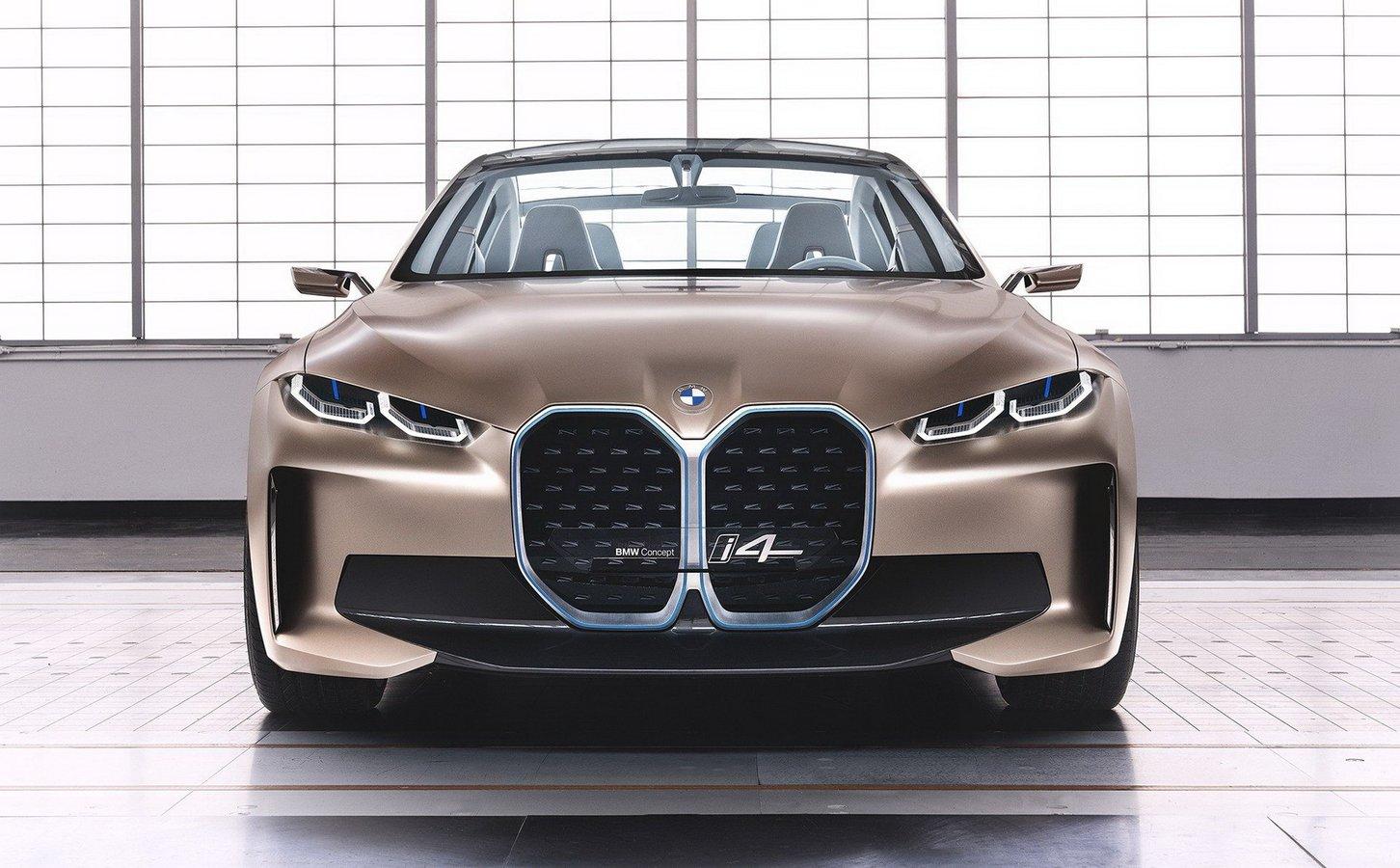 Проведіть 9 хвилин наодинці з Суперкар Блонді та електричним гран-купе BMW (відео)