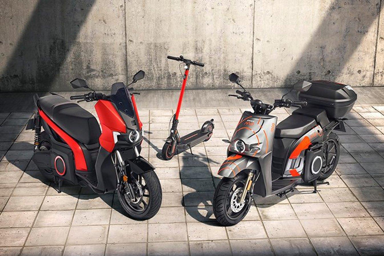 SEAT представила новий бренд MÓ з лінійкою електричних двоколісників