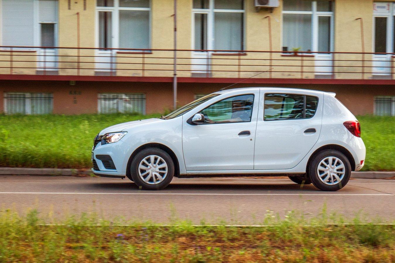 "Тест-драйв Renault Sandero з ГБО: ""газова"" економіка"