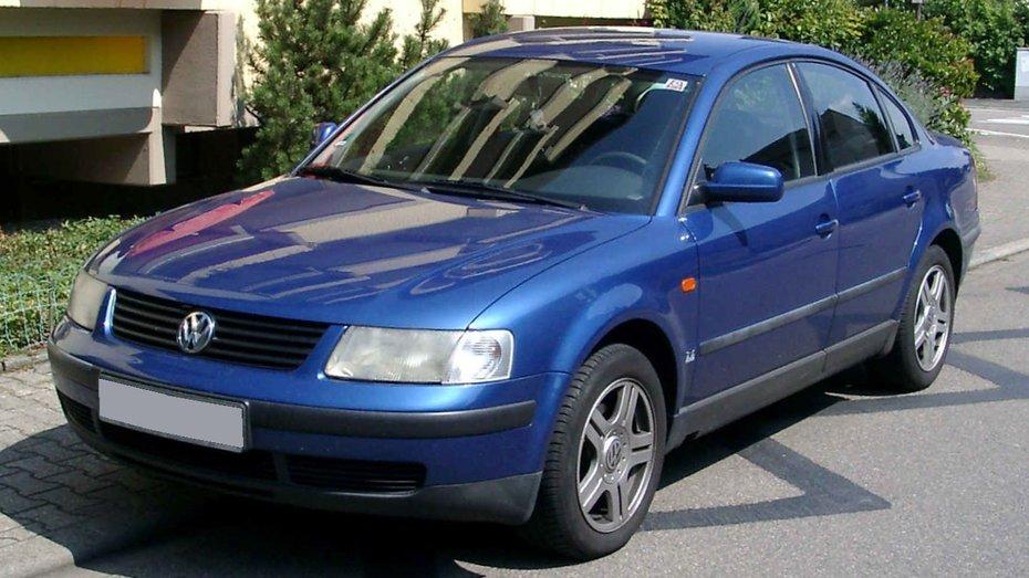 passat фото 1997 volkswagen b5
