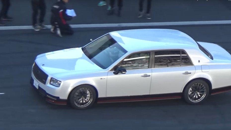 Toyota для президента: фото, відео
