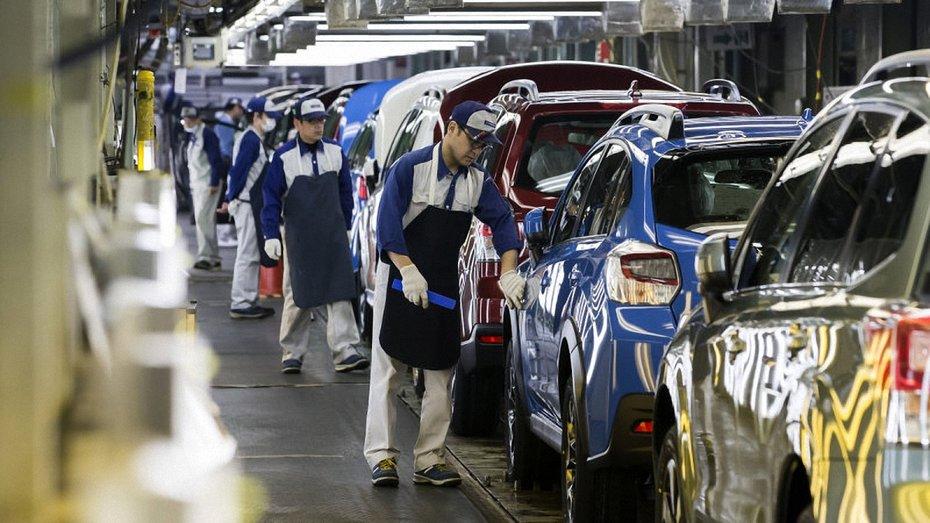 Subaru призупинила 60% виробництва через браковані деталі