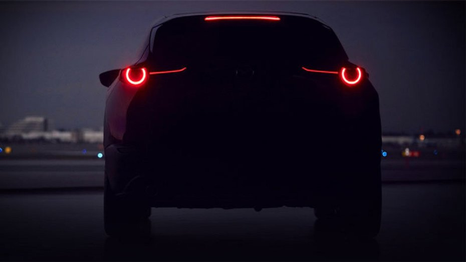 Mazda покаже в Женеві загадковий кросовер