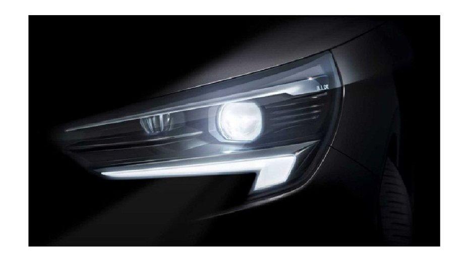 Opel показав дорогу оптику нового покоління Corsa
