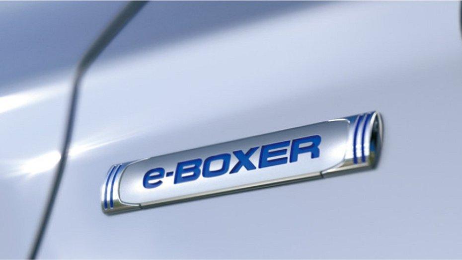 Картинки по запросу субару e-boxer
