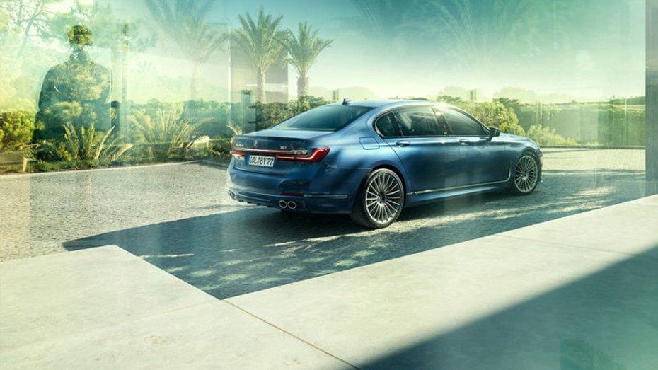 BMW такого не робить: 2020 Alpina B7