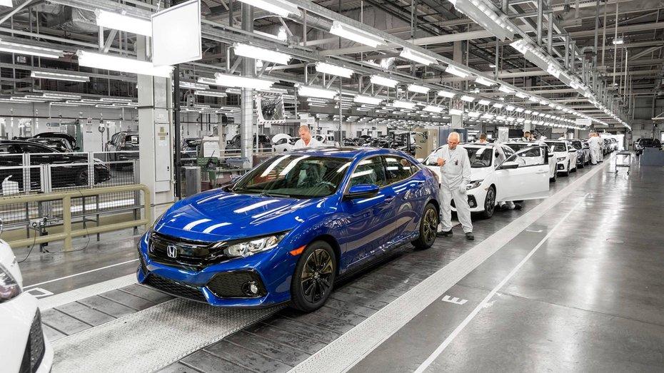 Honda зачинить свій єдиний завод у Європі