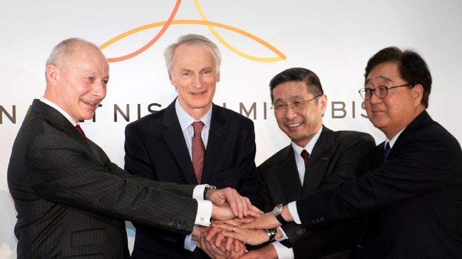 Альянс Renault-Nissan-Mitsubishi розпочав реструктуризацію