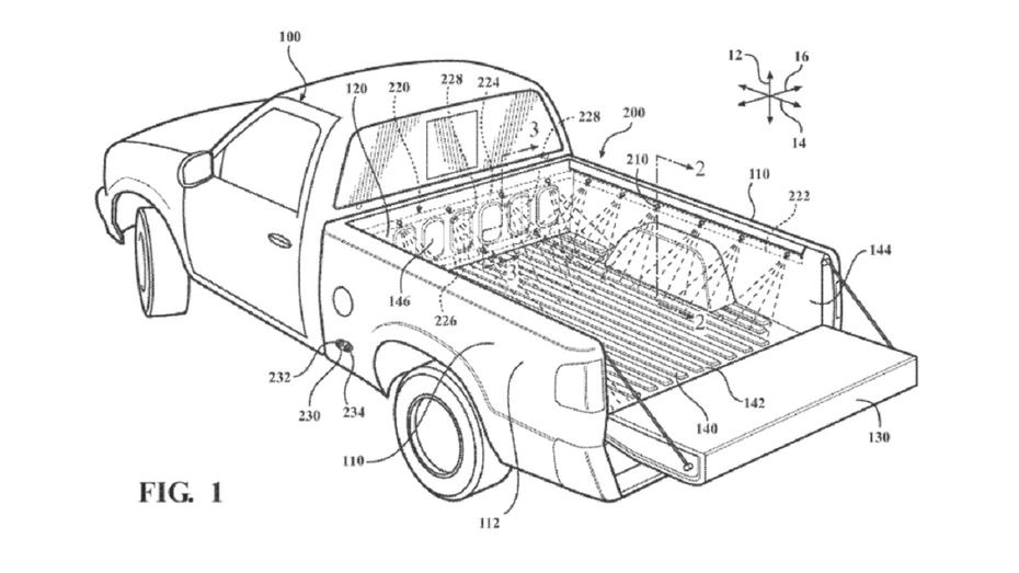 Toyota запатентувала вбудовану в кузов автомийку