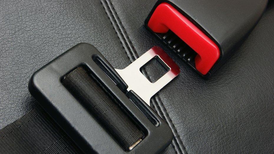 Штраф за непристебнуті ремені безпеки збільшать вдесятеро