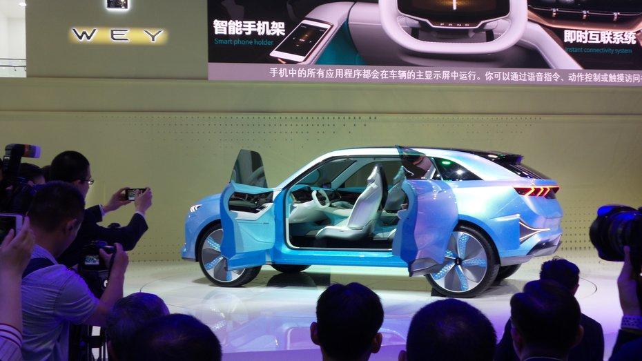 Найцікавіші новинки Шанхайського автосалону 2019: фото