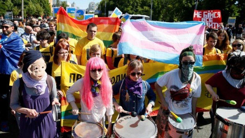 На вихідних через марш рівності центральні вулиці Києва повністю перекриють: карта
