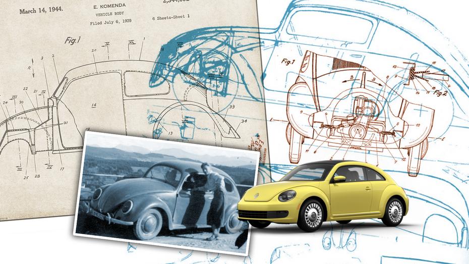 """Volkswagen виграв судову справу проти доньки творця оригінального """"Жука"""""""