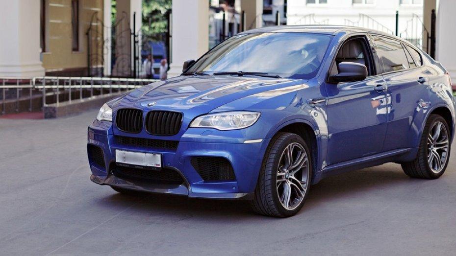 Цей BMW X6 викрадали тричі і стільки ж разів він повертався до власника