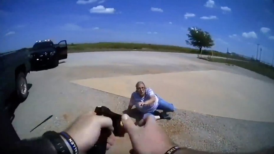 Погоня, пістолет та електрошокер: як в США затримали 65-річну порушницю ПДР
