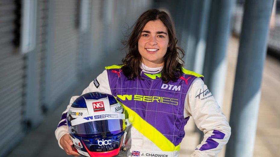 У жіночій серії Формула-1 визначилась переможниця