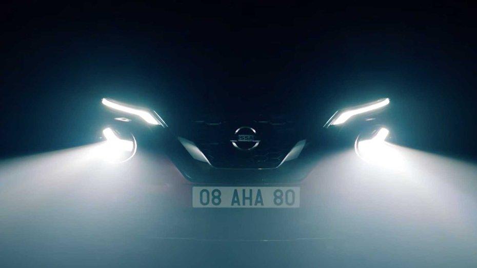 Nissan востаннє показав новий Juke 2020 перед прем'єрою у Франкфурті (відео)