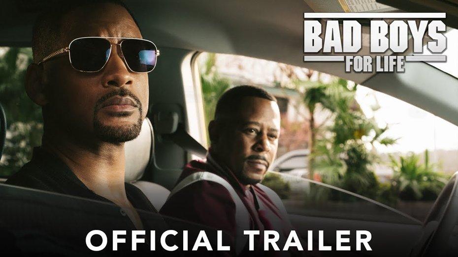 """""""Погані хлопці"""" знову в ділі і готові розтрощити не один Porsche в погоні за злочинцями (відео)"""