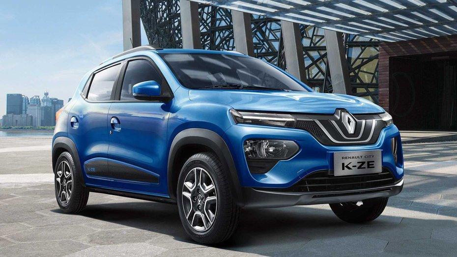 Renault готує для нас електричний мікро-кросовер за 10 тисяч євро
