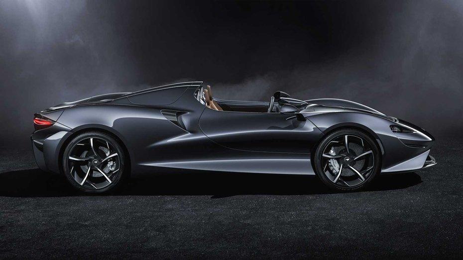 McLaren презентував суперкар Elva зовсім без даху