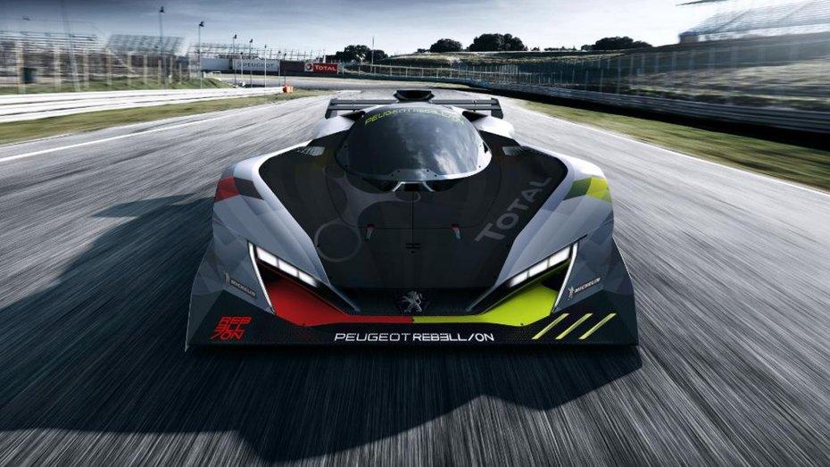 Peugeot показала гіперкар для повернення у чемпіонат Le Mans