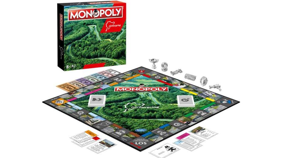 """Купіть собі Нюрбургрінг, хоча б у новій настільній грі """"Монополія"""""""