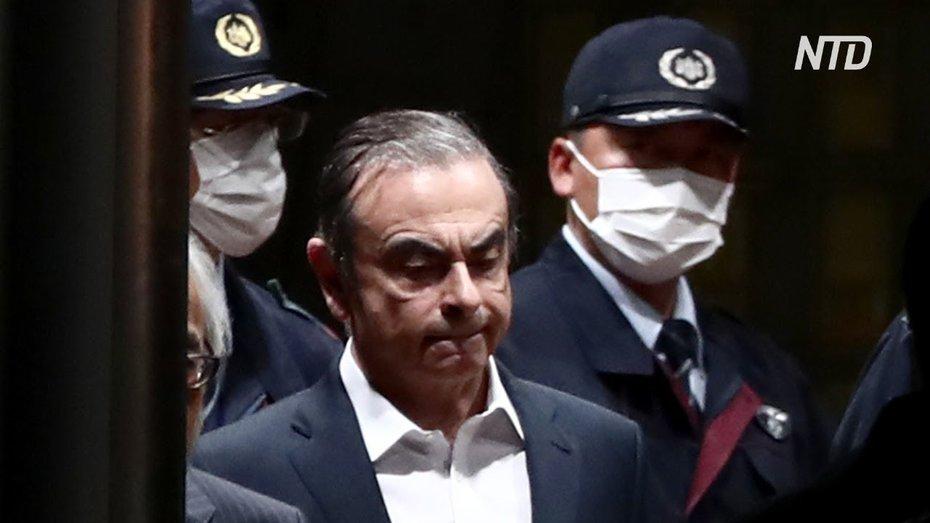 Утікач Карлос Гон проведе у Бейруті прес-конференцію