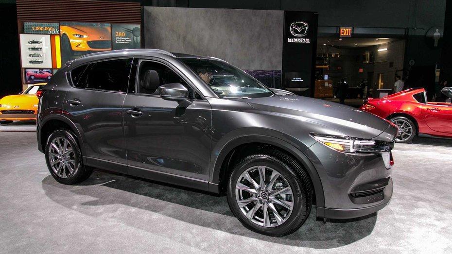 Дилери знизили вартість дизельної Mazda CX-5 на $10 000