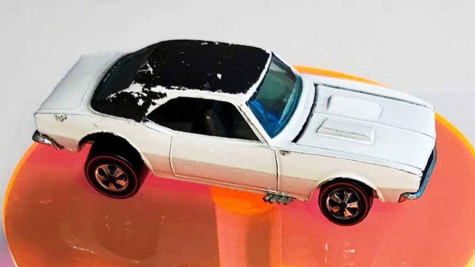 За цю стару подряпану модельку Hot Wheels сьогодні ладні заплатити більше 100 тисяч доларів