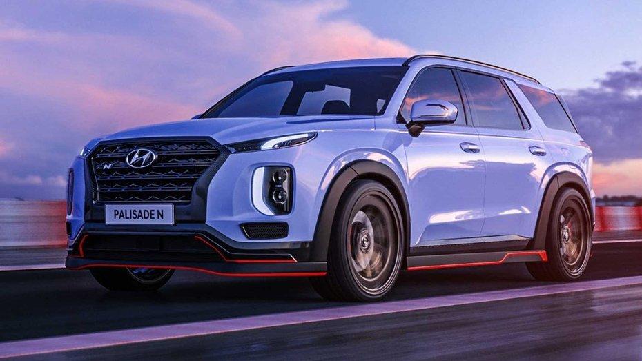 Три спортивних N-моделі Hyundai виявились фейком