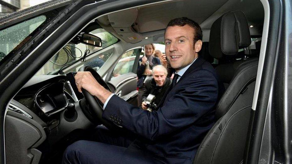 Як Франція підтримує своїх автовиробників