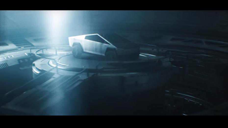Американський режисер створив фантастичне відео про Tesla Cybertruck