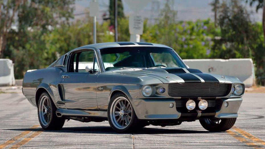 У ютубера відібрали саморобний Mustang Eleanor за порушення авторських прав