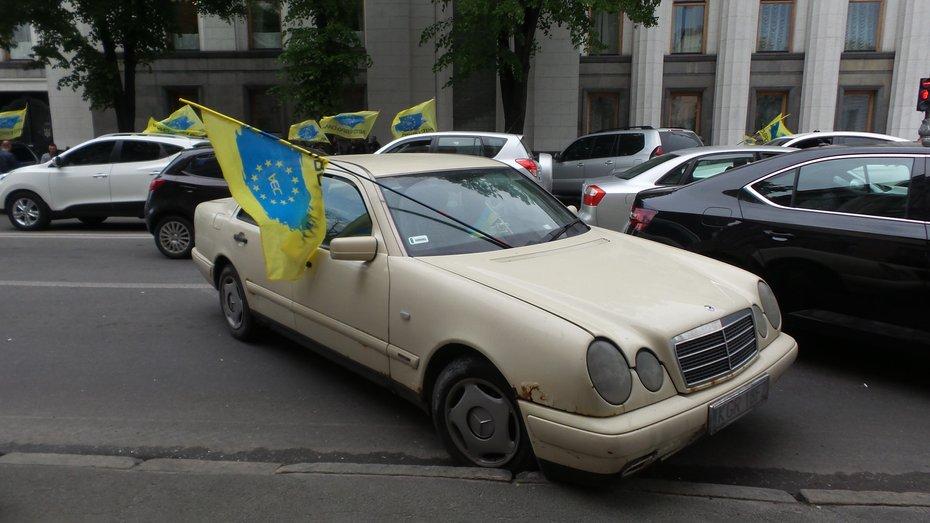 """Протести """"євробляхерів"""": чого досягли"""