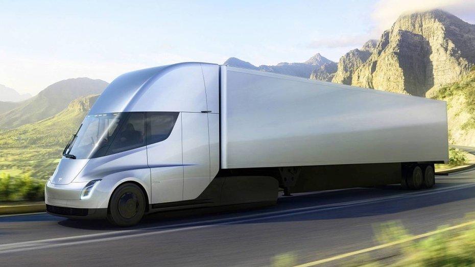 Ілон Маск: пора розпочинати виробництво вантажівки Semi