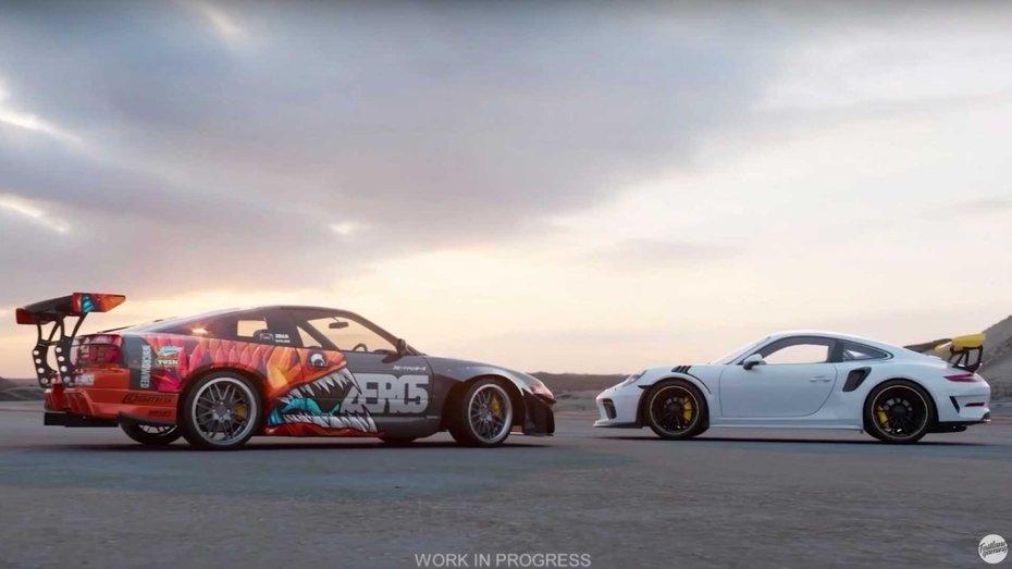 Перший тізер Need For Speed 2021: відео