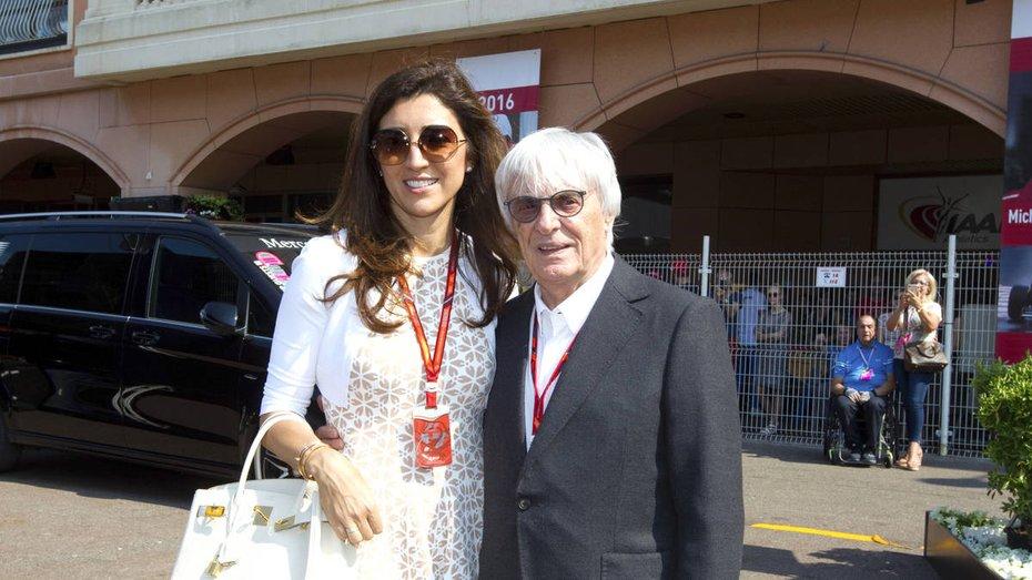 Колишній керівник Формула 1 Берні Екклстоун знову став батьком у віці 89 років
