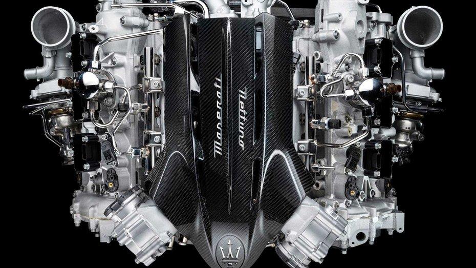 Maserati показала перший мотор власної розробки за останні 20 років