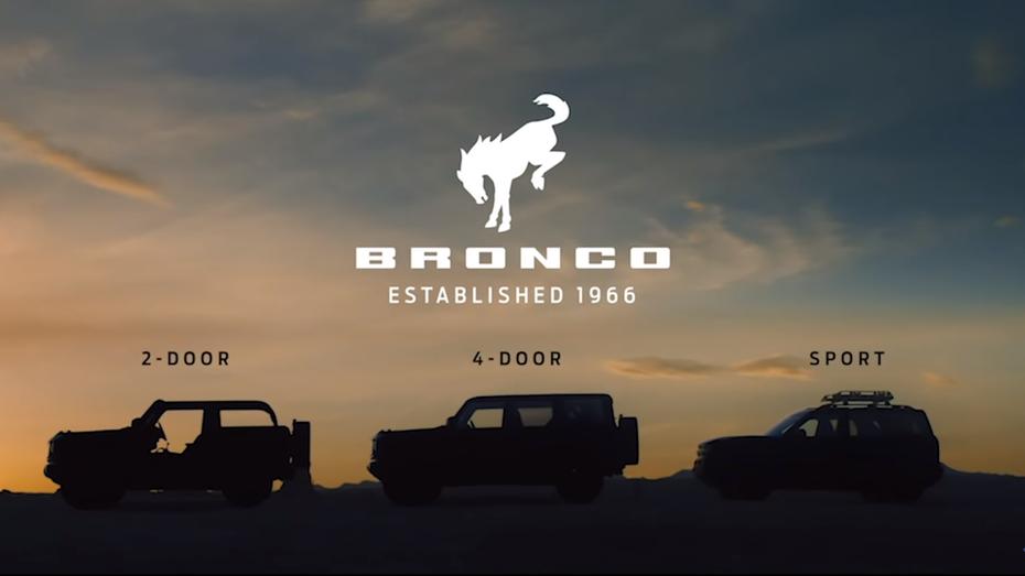 Ford Bronco буде не одним автомобілем, а цілим брендом
